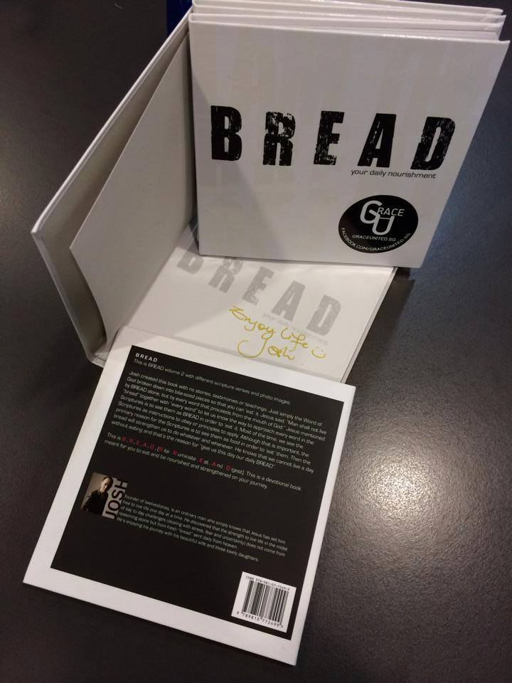 SPOT US TO WIN A COPY OF BREAD!